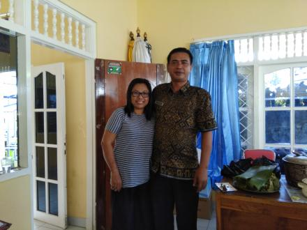 Happy Birthday Bapak Putu Budiasa