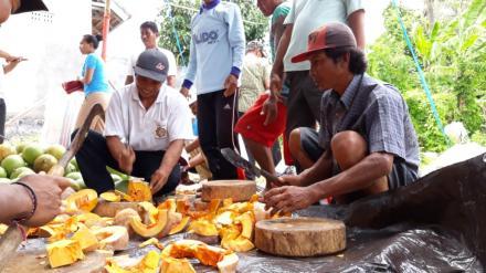Pelatihan Pembuatan POC, Langkah Awal Pertanian Dencarik Yang Ramah Lingkungan