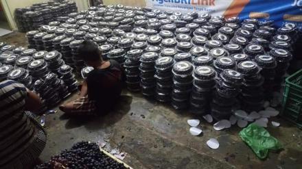 Anggur Manis Dencarik Rambah 3 Kabupaten dan Hotel Bintang Lima Di Jimbaran
