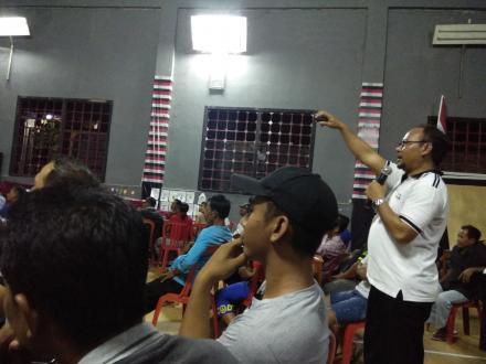 Sebanyak 91 orang KPPS Siap Melayani Pemilih Saat Pemilu 17 April