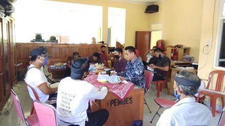 Relawan dan Satgas GR Duduk Bareng Sinergikan Langkah Tangani Covid-19