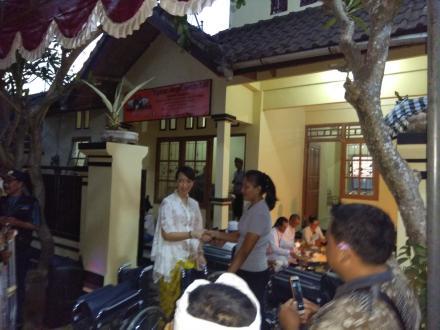Peresmian Yayasan Angel Heart Bali cab Buleleng